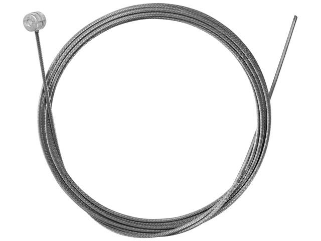 Shimano MTB Bremszug Edelstahl grau